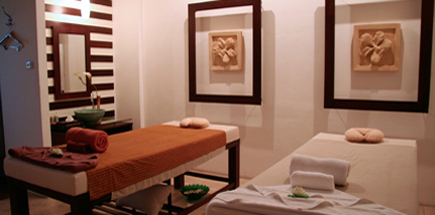 Pamper Yourself in the Spa