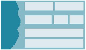 Widget layouts